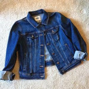 Old Navy denim jacket size medium